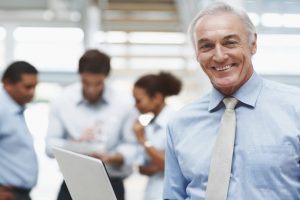 DEALING WITH AN OLDER WORKFORCE
